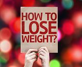 pic of light weight  - How To Lose Weight - JPG