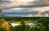stock photo of ceres  - Ambroz Valley in C - JPG