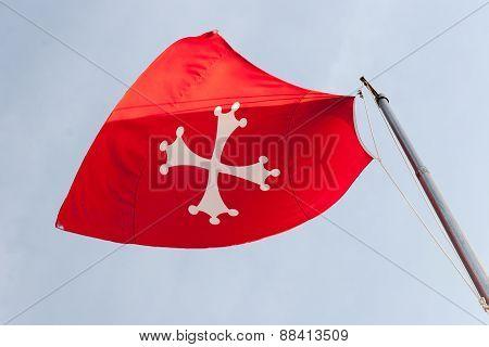 Malta National Flag