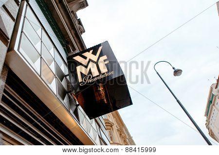 Wmf Luxury Store In Vienna, Austria