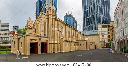 St. Francis' Catholic Church Melbourne