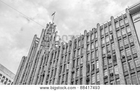 Melbourne Manchester Unity Building