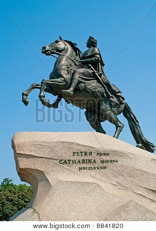 Peter I Monument