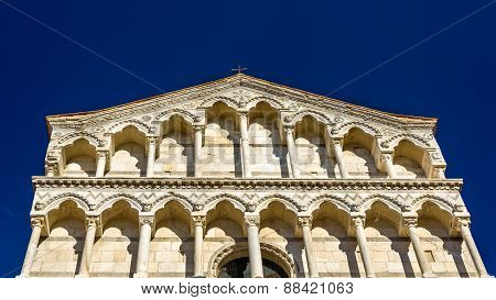 San Michele In Borgo Church In Pisa - Italy