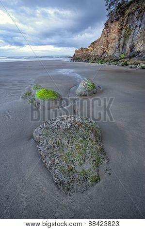 Otter Rock beach.