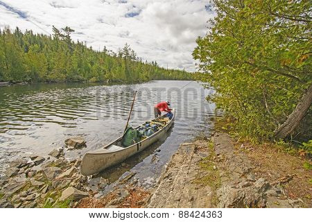 Getting The Gear Set After A Portage
