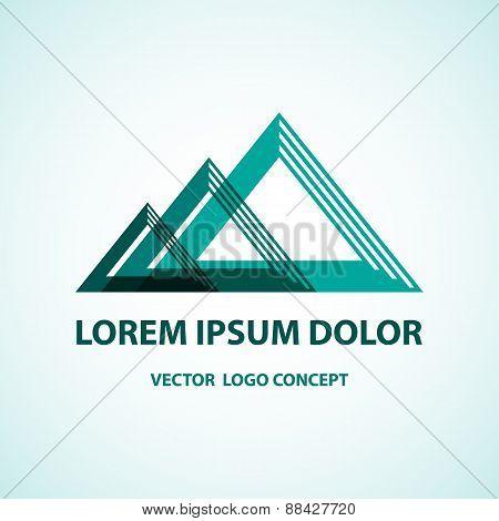 Vector Logo Concept.