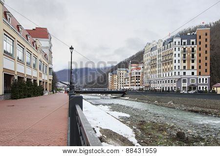 New Hotels in Rosa Khutor Alpine Resort