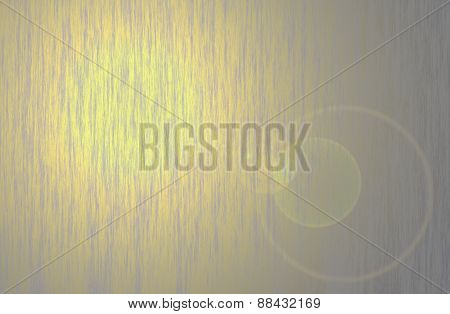 Abstract And Background Fiber Texture With Sun Flare Pattern