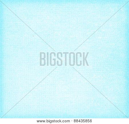 Paper texture of blue color