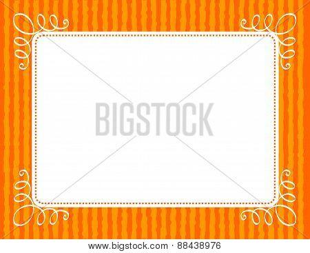 Invitation Border / Frame