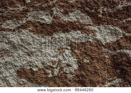 Gray And Brown Stone Rock Texture Background