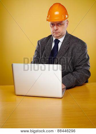 Engineer In Office