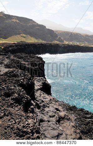 Volcanic Ledge