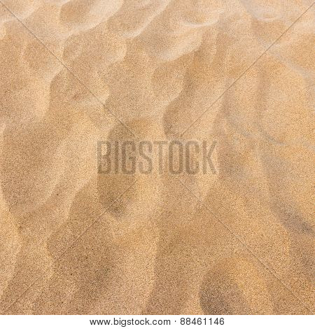 Sand Texture And Background
