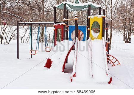 Winter Playground