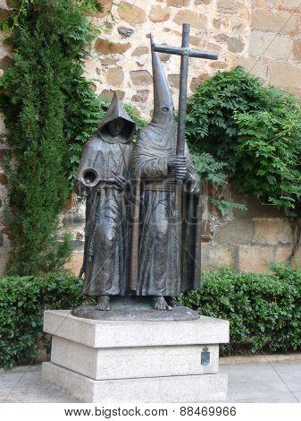 Semana Santa Statue