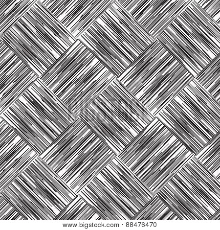 line weave overlap vector pattern in asian style