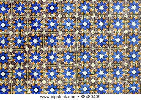 Background - Tiles pattern
