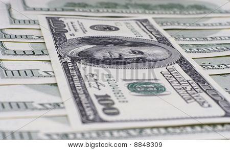 US-Dollar Banknoten