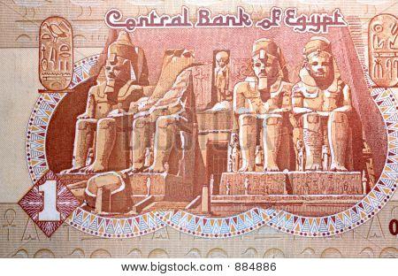 Egyptian Pound Background