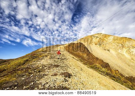 Alaska Hiker