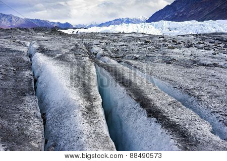 Glacier Walking - Close Up
