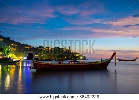 Phuket Beach View Nice Lanscape Seascape View