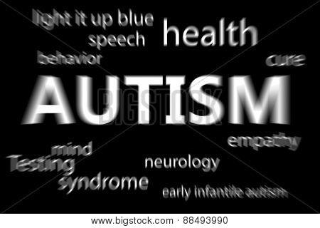 autism against black
