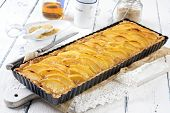 picture of tarts  - Quince Tart - JPG