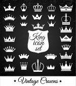 picture of crown jewels  - Crowns set  - JPG