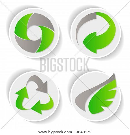 Environmental Stickers