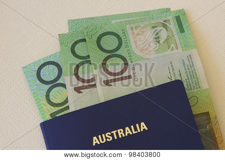 Australian Notes and Passport
