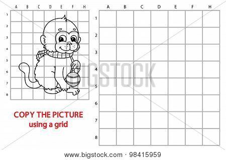 Grid copy monkey