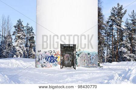 UMEA, SWEDEN ON FEBRUARY 15
