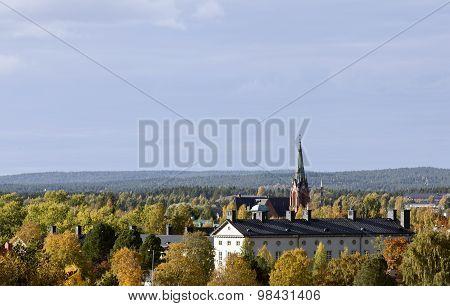 UMEA, SWEDEN ON SEPTEMBER 30
