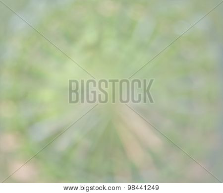 Blurred Glass