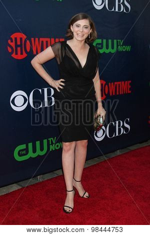 LOS ANGELES - AUG 10:  Rachel Bloom at the CBS TCA Summer 2015 Party at the Pacific Design Center on August 10, 2015 in West Hollywood, CA