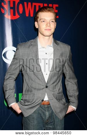 LOS ANGELES - AUG 10:  Cameron Monaghan at the CBS TCA Summer 2015 Party at the Pacific Design Center on August 10, 2015 in West Hollywood, CA