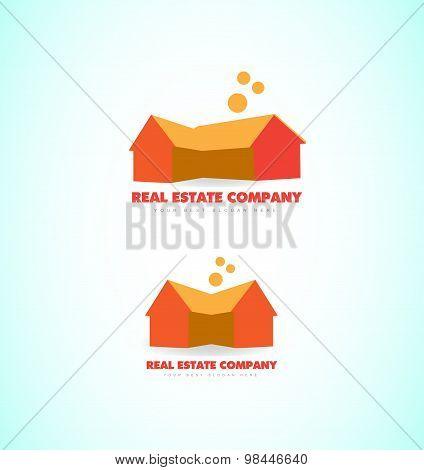 Real Estate House Home Logo