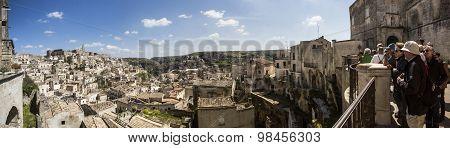 Matera, Italy, April 21, 2015: