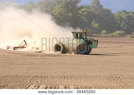 Tractor Prep