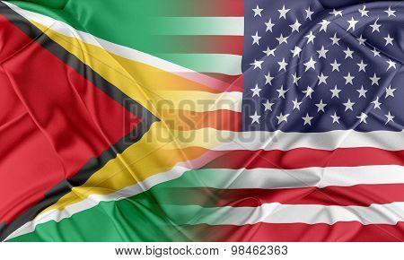 USA and Guyana