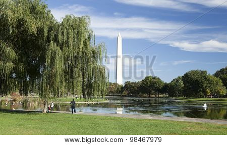 Washington Monument - Washington D.c., Usa