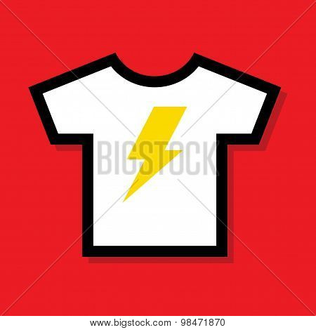T-Shirt Lightning Bolt