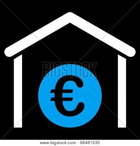 Storage icon from BiColor Euro Banking Set