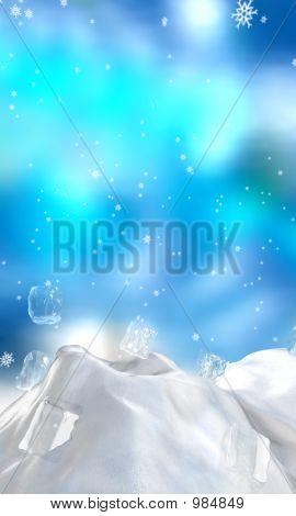 Ice Sky