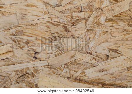Pressed Sawdust Panel