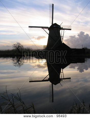 Dutch Windmill 5