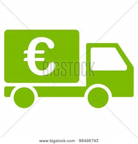 Collector car icon from BiColor Euro Banking Set